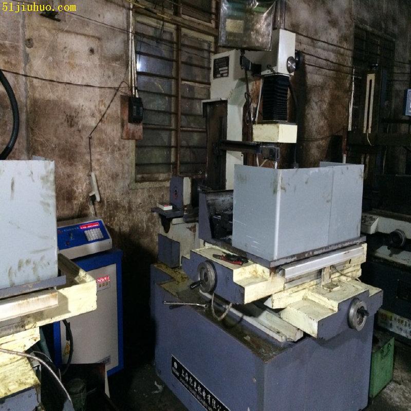 急转5台上海亿光dk7750,40,32线切割,全新电柜