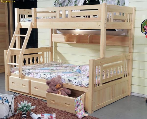 描述:实木儿童家具,北京木林森实木家具