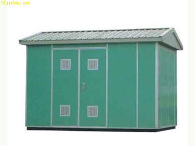 供应成套小区箱式变电站znx-01图片