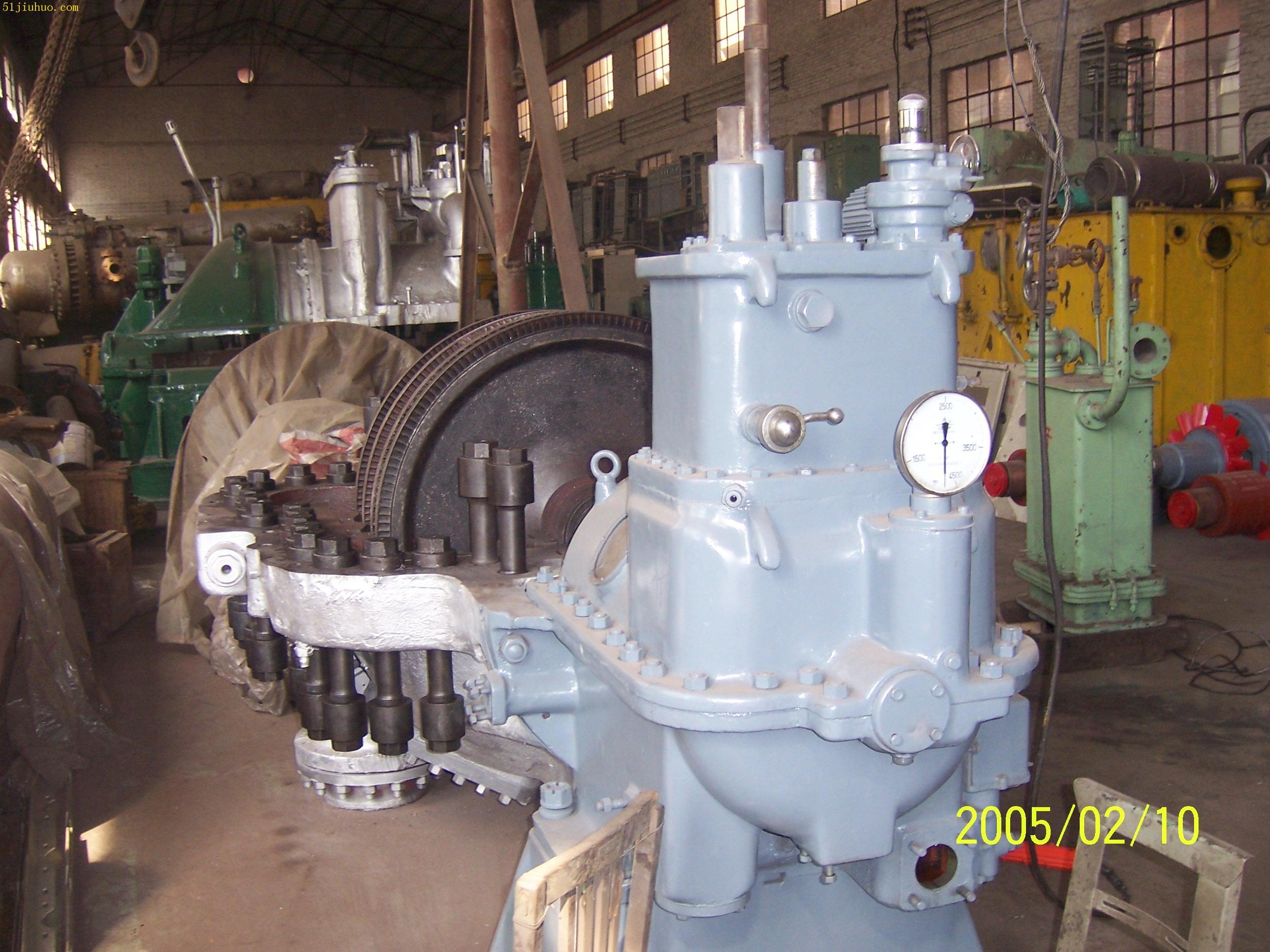 处理背压6000kw汽轮机发电机组