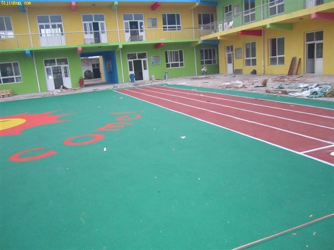 幼儿园塑胶地板 幼儿园塑胶地面