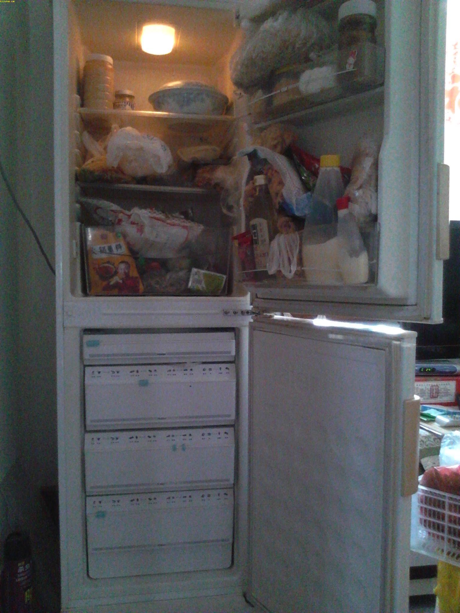 处理海尔冰箱