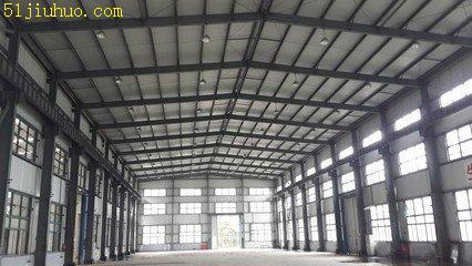 行车梁回收专业厂房拆除北京钢结构厂房回收