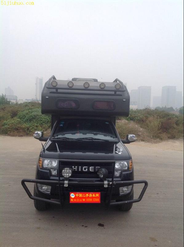 龙行天下梦之旅房车 中国二手房车网 专业的房车交易网站