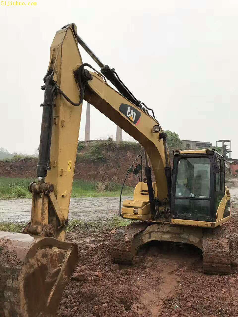 低价出售卡特312d二手挖机