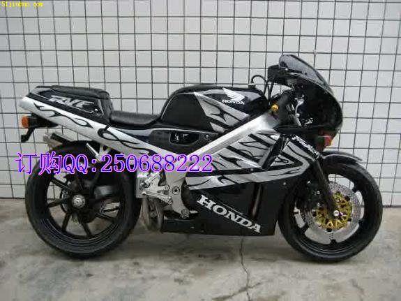 风速进口摩托车本田rvf250摩托车