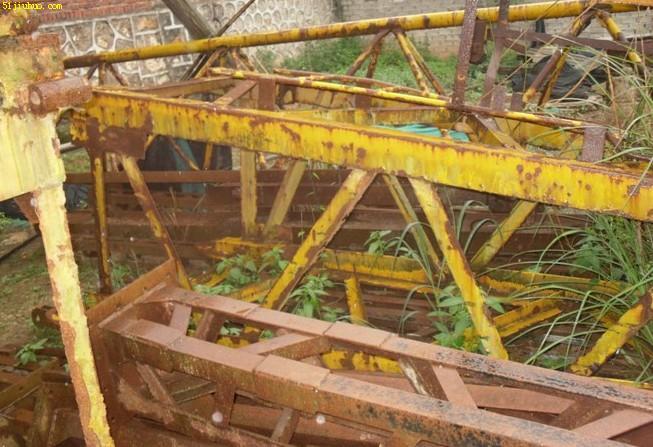 出售恒升4810塔吊-尽在51旧货网