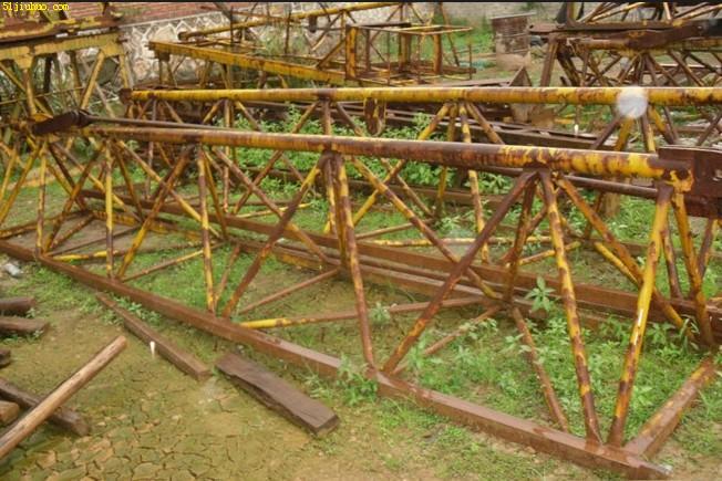 泰州出售恒升4810塔吊-尽在51旧货网