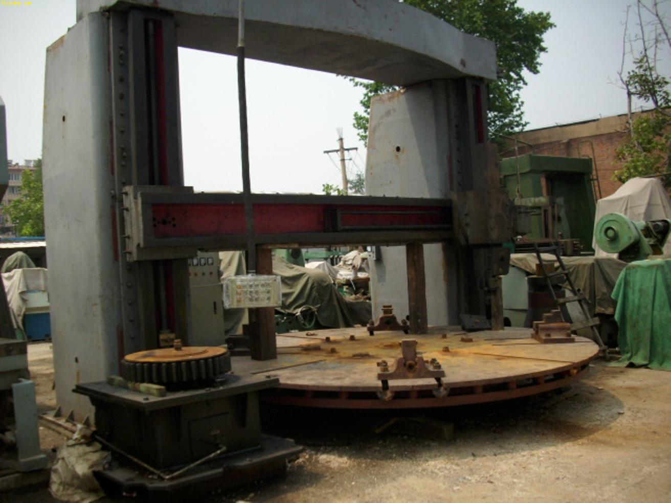 供应:二手c5240双柱立式车床/立车/车床