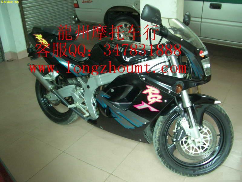 供应铃木RG125摩托车高清图片